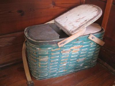 Basket, Picnic; 2013.2.178