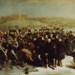 The Grand Match at Linlithgow Loch; Charles Lees; 1849; PA008
