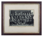 Scottish Curling Team in Canada; 1903; PH002
