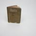 World War I artefacts of Alva Gray Bailey; TH2002.20.1