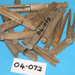 Clothes pegs; TH2004.72