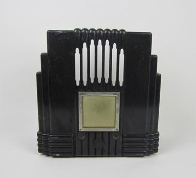 Radio housing / cover; Amalgamated Wireless Australia; 1937; 33291