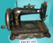 "Sewing Machine (Model ""T3"")_; TH1987.102"