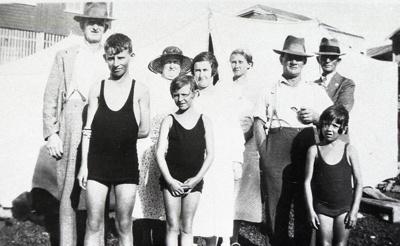 Photograph; Unknown; Circa 1940; UA-11