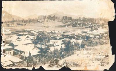 Photograph; Unknown; Circa 1910; M20-35