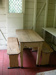 """Wooden Table from dredge """"Harwood""""; TH2004.64"""