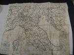 Map Silk Italy; 10131