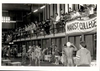 Photographs 1986- Swimming Carnival; 1986; 110.117