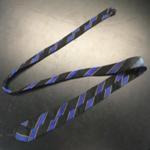 Tie – Marist College North Shore Black, Blue and Gold Tie ; c.1960; 173.10