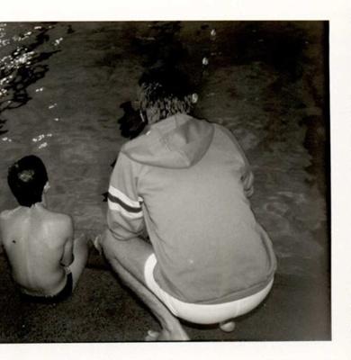 Photographs 1986- swimming carnival; 1986; 110.129