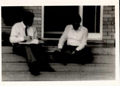 Photographs 1986- Staff; 1986; 110.145