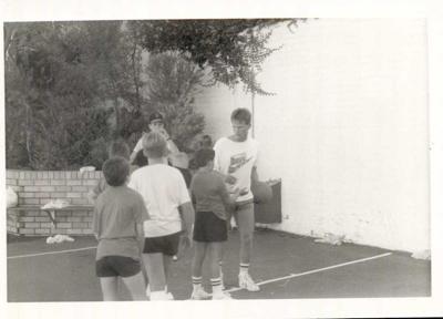 Photographs 1986- lunch break; 1986; 110.119