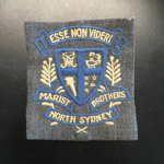 Marist Brothers North Sydney College Crest; c.1960; 173.11