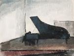 Alkusoitto / Ouverture; Cawén, Alvar; 1921; DAM1136