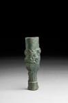 Pertuskanvarren päätehela / Ändbeslag till hillebard / End butt for a halberd; 1046-256 BC; DAM6071