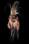 Ogoni naamio / Ogoni mask / Ogoni mask; n. / ca 1900; DAM6431