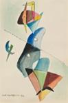Sommitelma / Composition; Kandelin, Ole; 1946; DAM1043