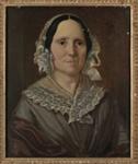 Naisen muotokuva / Porträtt av en kvinna / Portrait of a woman; Blackstadius, Johan Zacharias; Ajoittamaton / odaterad / undated; DAM1263