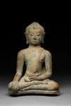 Istuva Buddha / Sittande Buddha / Seated Buddha; AD 1400; DAM6546