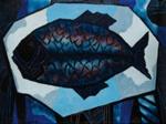 Kala / Fisk / Fish; Enroth, Erik; 1964; DAM1185