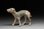 Kävelevä koira / Gående hund / Walking dog; Wei-dynasty; DAM6166