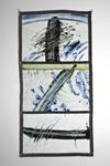 Lasimaalaus, (kaksi osaa) / Glasmålning, (två delar) / Glass painting, (two parts); Eteläniemi, Osmo; 1966; DAM4027