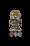 Koru / Prydnad / Ornament; AD  700 - 1375; DAM7712