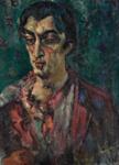 Mustalainen / Zigenare / Gypsy; Myntti, Eemu; 1930; DAM1162