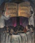 Kuoripojat / Korgossar / Choirboys; Cawén, Alvar; 1924; DAM1008