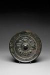 Shaoxing, peili / spegel / mirror; Wei-dynasty; DAM6164