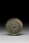 Peili / Spegel / Mirror; 206 BC-220 AD; DAM6114