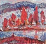 Maisema / Landskap / Landscape; Cawén, Ragni; Ajoittamaton / odaterad / undated; DAM1265