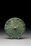 Ts'ao Yeh. Peili / Spegel / Mirror; 206 BC-220 AD; DAM6115