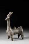 Kauris / Hjort / Deer; 1200-600 BC; DAM6497
