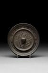 Pyöreä peili / Rund spegel / Circular mirror; Sui-dynasty; DAM6207