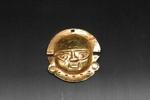 Naamiomainen koriste / Maskliknande prydnad / Masklike ornament; AD  700 - 1375; DAM7713