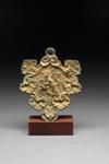 Medaljonki / Medaljong / Medallion; Tang-dynasty; DAM6247