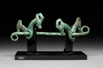 Suitset / Betsel / Horse-bit; 1000 BC; DAM6503