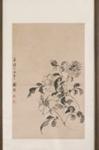 Maalaus, tekijä Chen Daofu / Målning av Chen Daofu / Painting by Chen Daofu; Chen, Daofu; 1535 AD; DAM6340