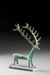 Kauris / Hjort / Deer; 900-800 BC; DAM6495