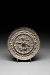 Pyöreä peili / Rund spegel / Circular mirror; Tang-dynasty; DAM6244