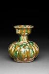 Pullonmuotoinen maljakko / Vas i flaskform / Bulbous shape vase; 618-907 AD; DAM6263