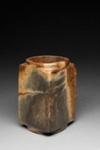 Ts'ung. Rituaalinen maan symboli / Rituell symbol för jorden / Ritual earth symbol; 1046-256 BC; DAM6038