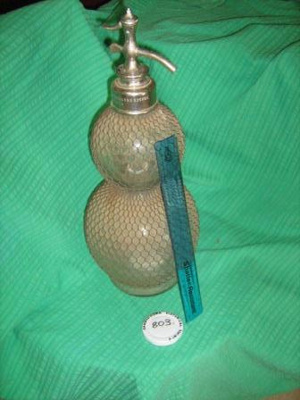 Soda bottle; SH1976-803