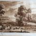 Pastoral Scene (after Lorrain); John Boydell; 1775