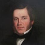 Portrait of an Gentleman; Artist unknown; c1835