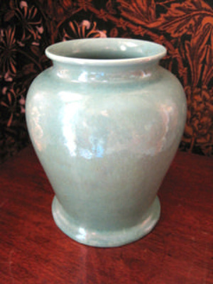 Ruskin Vase William Howson Taylor Ruskin Pottery 1916 On Ehive