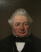 Portrait of an elderly Gentleman; Artist unknown; c1840