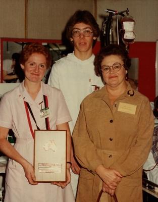 Event:  Duke of Edinburgh Award; 1981; 9.3.12