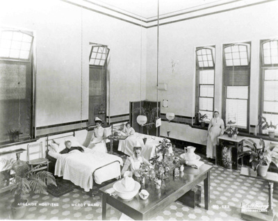 Mercy Ward: Royal Adelaide Hospital; Scott Barry; 1890's; 2.12